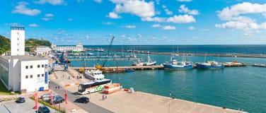Free Sassnitz Harbor Royalty Free Stock Photography - 40535757