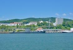 Free Sassnitz,Ruegen,baltic Sea,Germany Royalty Free Stock Photo - 117128345