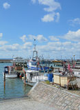 Sassnitz,Ruegen island,Baltic Sea,Germany Stock Photos