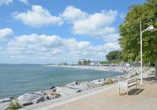 Sassnitz,Ruegen island,Baltic Sea,Germany Royalty Free Stock Photography
