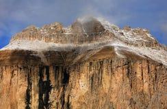Sassolungo Group, South Tirol, Dolomites Mountains Royalty Free Stock Photos