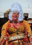 το φεστιβάλ ληστεύει sassy ξι Στοκ Φωτογραφίες