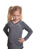Sassy Girl Stock Photography