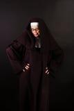 Sassy Nun Stock Image