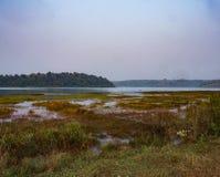 Sasthamkotta Lake Stock Photo