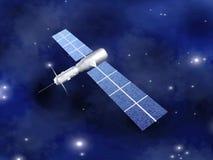 Satélite ilustración del vector