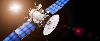 satélite Fotografia de Stock Royalty Free