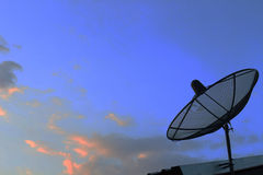 satélite Imagens de Stock