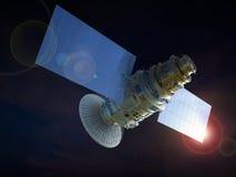 satélite imagen de archivo libre de regalías