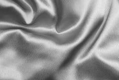 Satén del oro Imagen de archivo libre de regalías