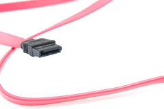 Sata cable Royalty Free Stock Photography