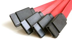 Sata cable Stock Photos