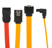 SATA cable Stock Images