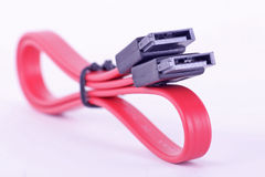 Sata cable Stock Photography