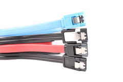Sata cable Royalty Free Stock Image