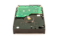Sata hard disk drive Royalty Free Stock Images