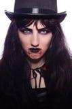 Satan halloween concept isolated Royalty Free Stock Image