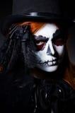 Satana женщины Стоковая Фотография RF