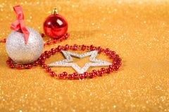 Satanic christmas Royalty Free Stock Photos