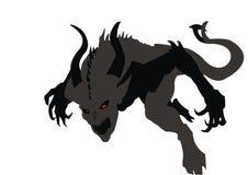 Satanvector Stock Afbeelding