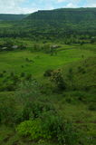 Satara Green meadows Royalty Free Stock Photography