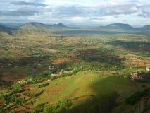 Satara Village View Stock Photography