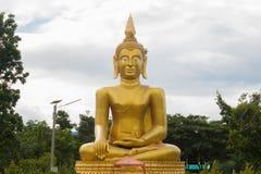 菩萨satatue在泰国 库存照片