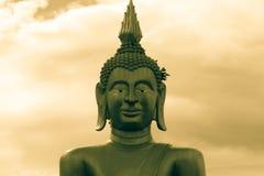 菩萨satatue在泰国 库存图片