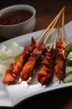 Satay. Delicious Satay Ready To Serve stock photo