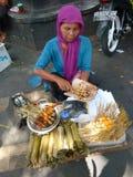 Satay Royalty Free Stock Photo