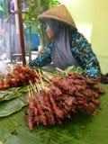 Satay Royalty Free Stock Photography