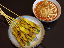 Satay Stock Photos