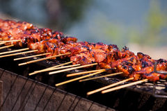 Satay Stock Images