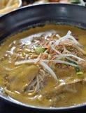 Satay Noodle Stock Image