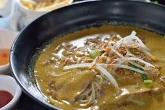 Satay Noodle Royalty Free Stock Image