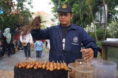 Satay Stock Photo