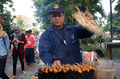 Satay Royalty Free Stock Images