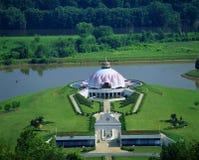 Satchidananda Ashram, Yoga Ville, Virginia Stock Image