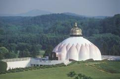 The Satchidananda Ashram-Yogaville and Lotus Conference Center in Buckingham, Virginia Stock Photography