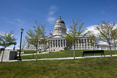 Sate Capital in Utah. Royalty Free Stock Photography