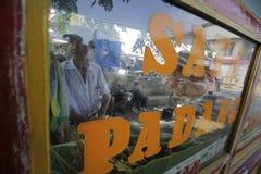 Sate Padang Stock Image