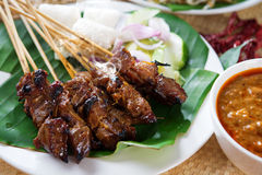 Sate Royalty Free Stock Image