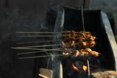 Sate Stock Image