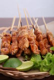 Sate teriyaki Stock Photo