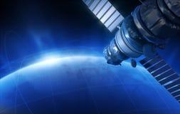 Satelita Ilustracji