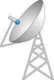 satelitarny tv Zdjęcia Royalty Free