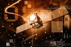 Satelite Royalty Free Stock Image
