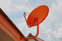 Satelite dish Royalty Free Stock Image