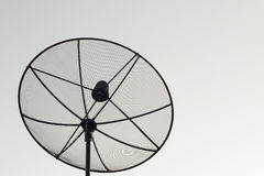 Satelite dish Royalty Free Stock Photography