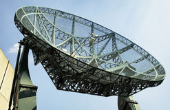 Satelite dish - radio telescope Royalty Free Stock Images